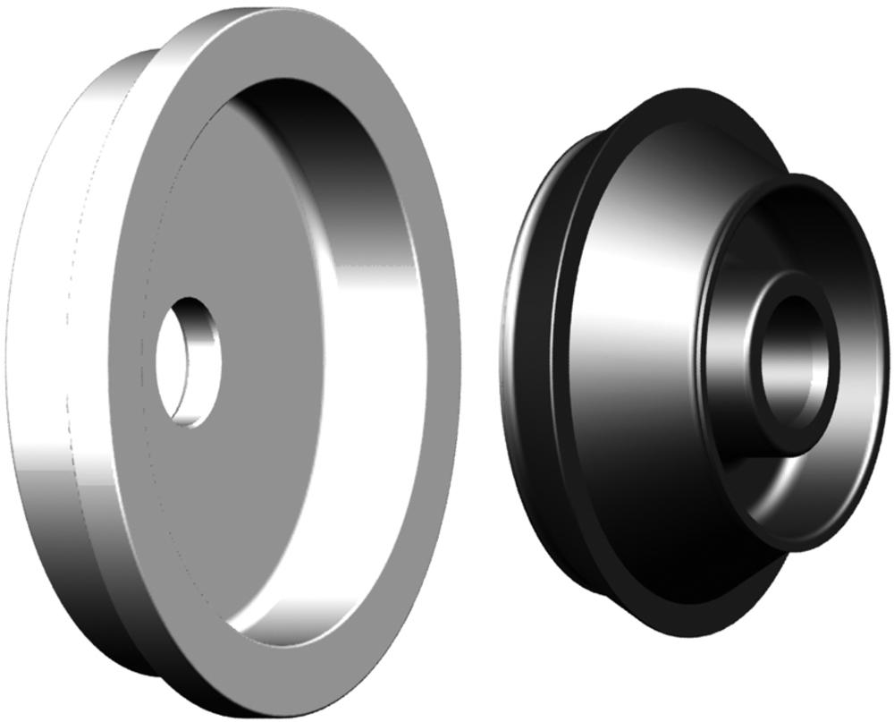 kit centrage cone entretoise vu machine pneu consommable pneu et d monte pneu. Black Bedroom Furniture Sets. Home Design Ideas