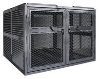 CAGE DE GONFLAGE PNEU X-BOX