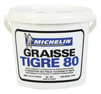 GRAISSE DE MONTAGE MICHELIN TIGRE 4KG