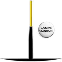CHEVILLE CHAMPIGNON (DIAM. TIGE 3MM)