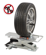 LEVE-ROUE PNEUMATIQUE ZERO WEIGHT (80KG)